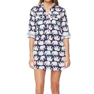 Lilly Pulitzer Tusk in Sun Captiva Cover Up Tunic